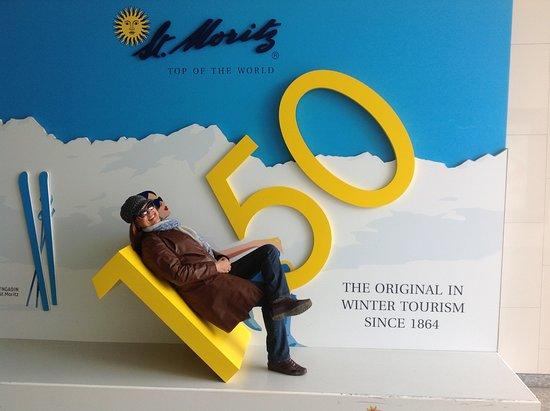 Engadin St. Moritz, Switzerland: St. Moritz é o  berço do turismo e esportes de inverno.