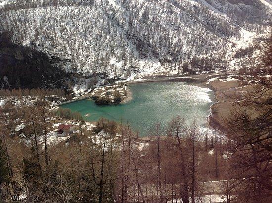 """Engadin St. Moritz, Switzerland: """"Lagos que formam um coração nos vales do Engadin-St. Moritz"""""""