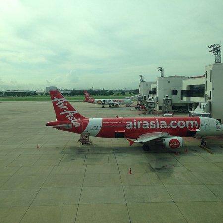 Airasia vs mas