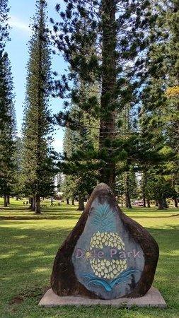 Lanai City, HI: Dole Park