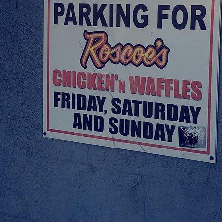 Roscoe's House of Chicken & Waffles: photo3.jpg