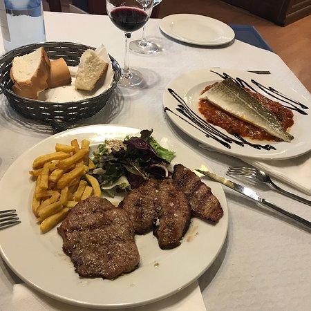 Restaurante el encuentro la alberca fotos n mero de for Alberca restaurante