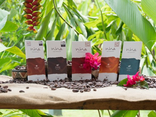 Nina Fine Chocolate