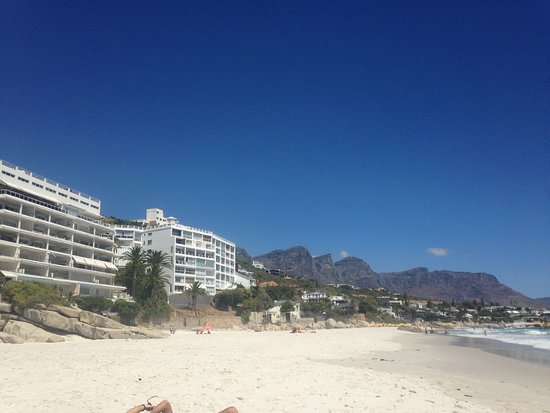Clifton Beaches: Clifton first
