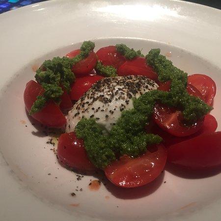 Tomato And Mozzarella Salad Picture Of Pizza Express
