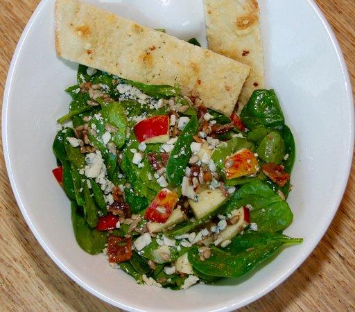 Greenwood Village, CO: Spinach Salad