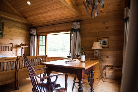 Harrison Mills, Kanada: Rustic, luxury cottages