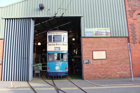 Birkenhead Tramways: Ride the trams