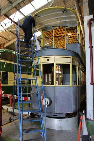 Birkenhead Tramways: See restorations