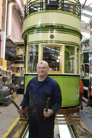 Birkenhead Tramways: Meet the volunteers