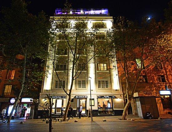 Sommelier Boutique Hotel Santiago