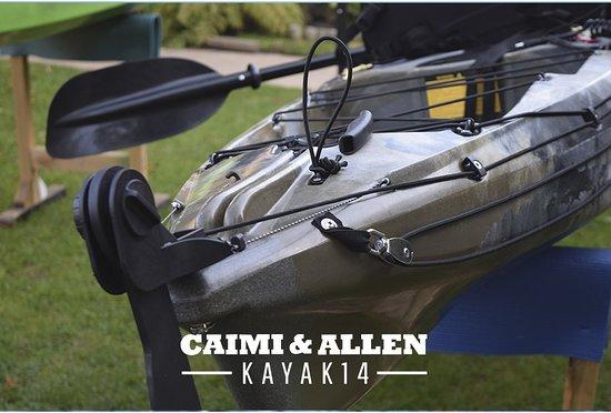 Caimi & Allen: Tienda Outdoor - Venta Kayaks