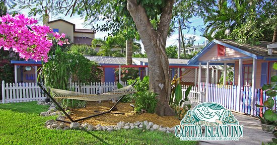 Captiva Island Inn Bed & Breakfast offers 16 unique Cottages, Suites and Rooms.