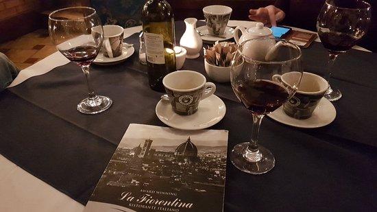 Fiorentina Restaurant Glasgow