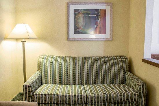 Comfort Inn Sioux City: Queen/Queen Guest Room
