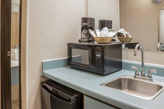 Comfort Inn Sioux City: Guest Bathroom