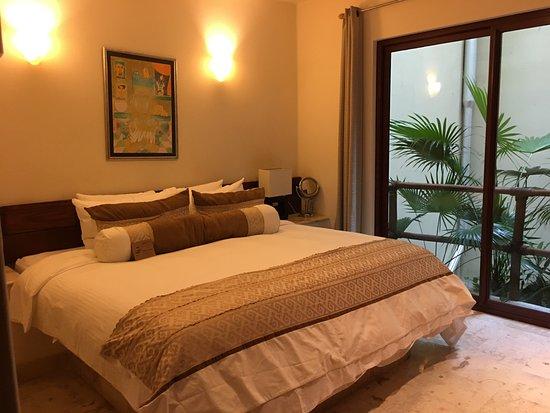 Maya Villa Condo Hotel & Beach Club: Room View at Maya Villa