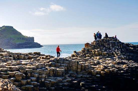 Giant's Causeway, Northern Ireland. Photo provided by Tourism Ireland