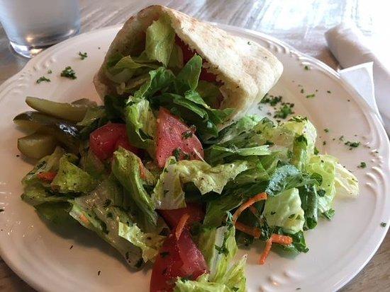 Valparaiso, IN: salad