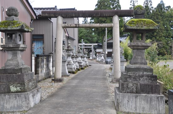Jussha Okami Shrine