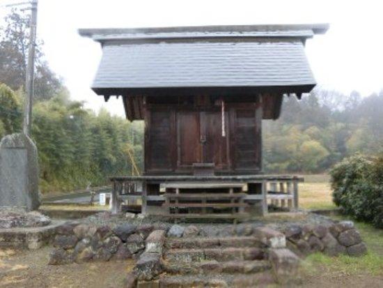 Tagajo, Japão: 小さな社