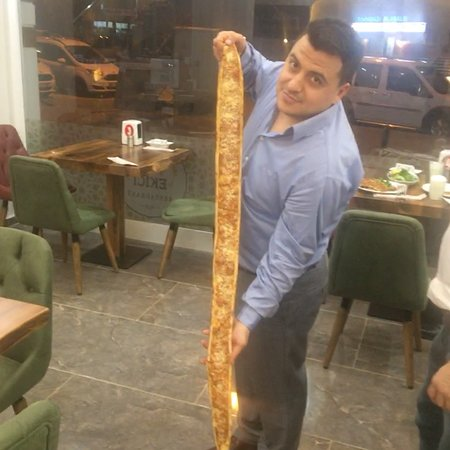 Elbistan, Turkey: Ekici Pideci