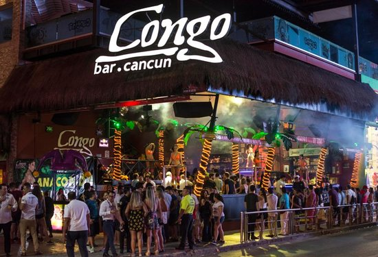 Congo Bar Cancun