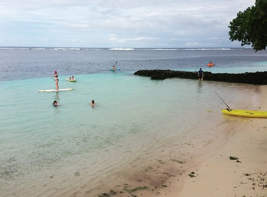 Manase, Samoa: All of the activities!