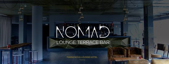 Nomad Lounge Terrace Bar