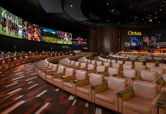 Caesars Palace : Race & Sports Book