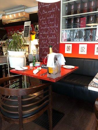 Petrus Restaurant: Aperitovo 😅