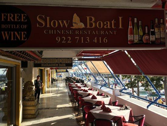 imagen Slow Boat Chinese Restaurant en Adeje