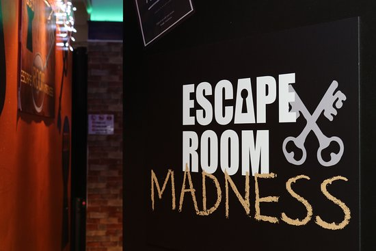 ‪Escape Room Madness‬