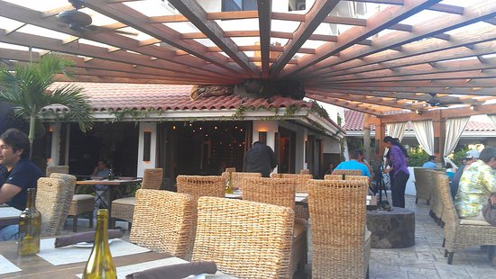 Superb Bar Esquina Los Cabos: Bar Esquina Outside Terrace
