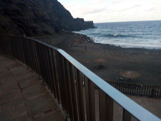 Bilde fra Playa de Vallehermoso