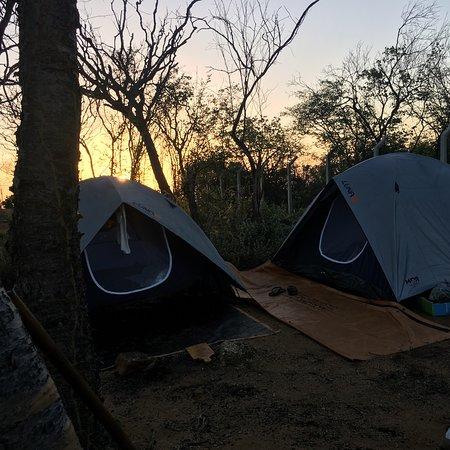Patu, RN: Serra do Lima....Uma linda opção de Camping.