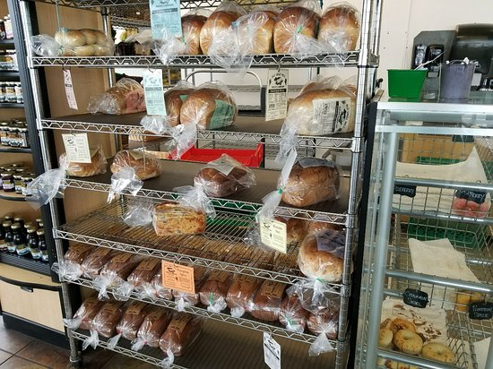 Brigham City, UT: various types of breads