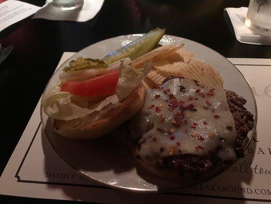 Avon Park, FL: My 18 Burger