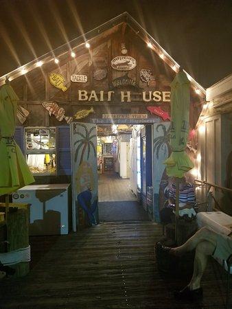 Bait House Restaurant Clearwater Fl Usa