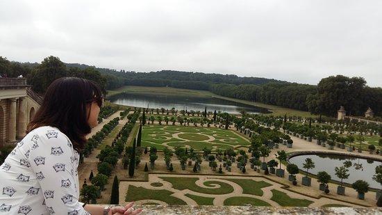 le jardin de versailles - Les Jardins De Versailles