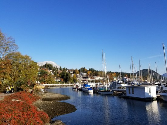 Gibsons, Canada : FUNtastic Hikes and Tours In