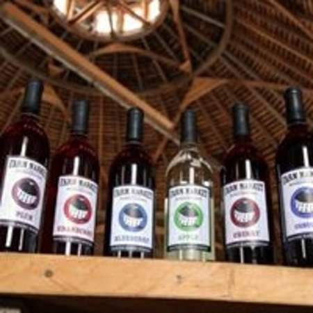 New Buffalo, MI: Round Barn Winery