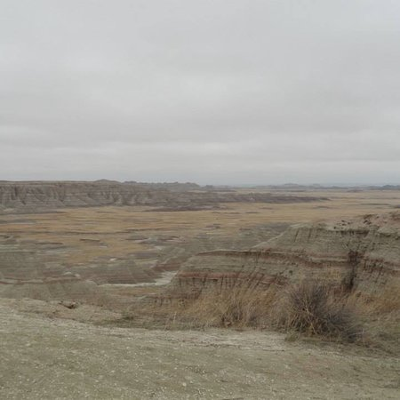 Interior, SD: Badlands