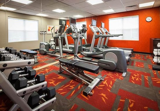 Residence Inn Columbus Easton: Health club