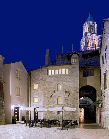 Hotel Vestibul Palace Split Croatia