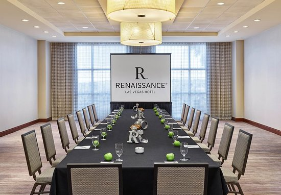 Renaissance Las Vegas Hotel: Meeting room