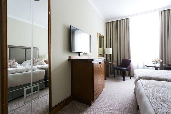 Corinthia Hotel St. Petersburg: Guest room