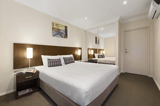 Σίνγκλετον, Αυστραλία: Guest room