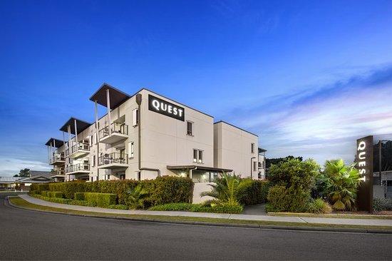 Σίνγκλετον, Αυστραλία: Exterior