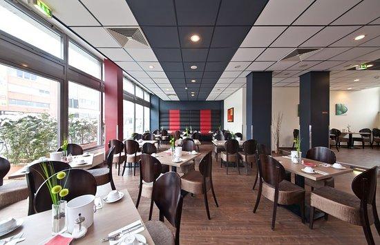 restaurant picture of novum hotel belmondo hamburg hauptbahnhof hamburg tripadvisor. Black Bedroom Furniture Sets. Home Design Ideas